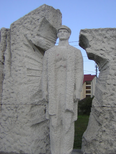 Sculpture from Hungary, another cheap European destination recommended in the book, The World's Cheapest Destinations
