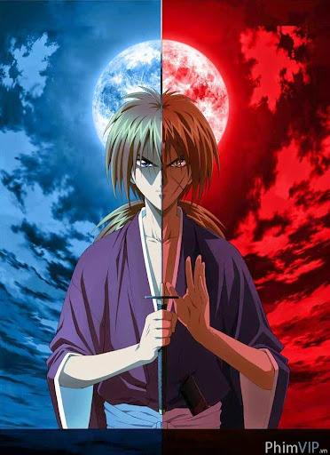 Kiếm Sĩ Kenshin - Rurouni Kenshin Anime poster