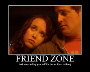 Dont Fall Into The Dreaded Friend Zone Image