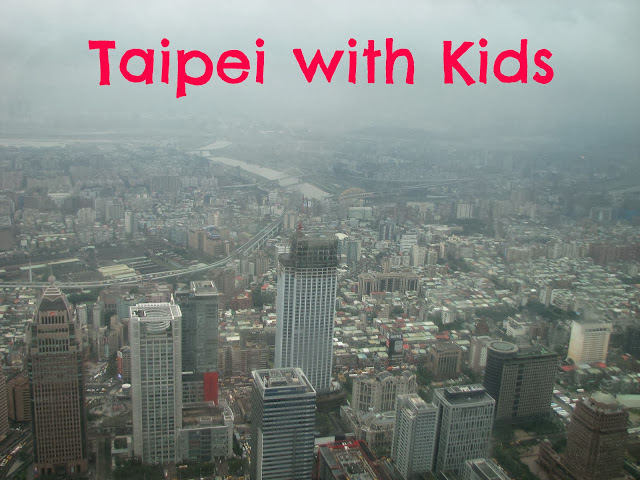 Taipe with Kids: Travel Tips