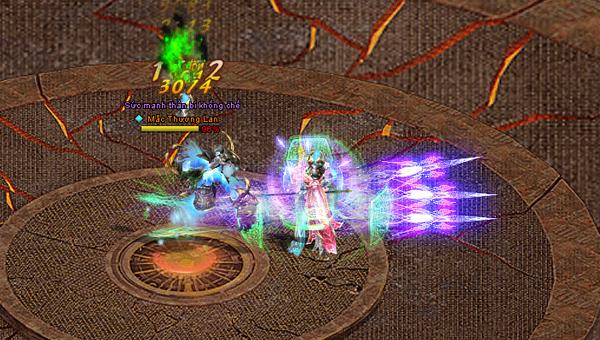 Chiến trường rực lửa trong Ngạo Kiếm Vô Song 3