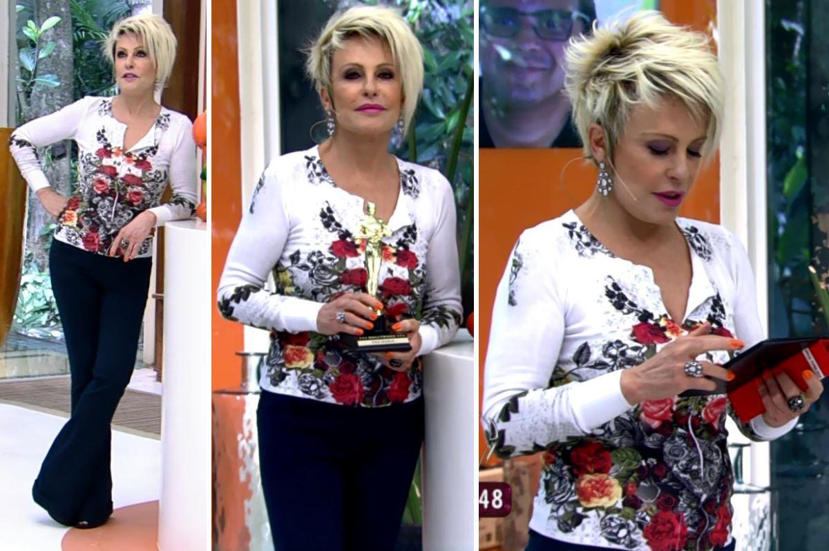 Look da Ana Maria Braga