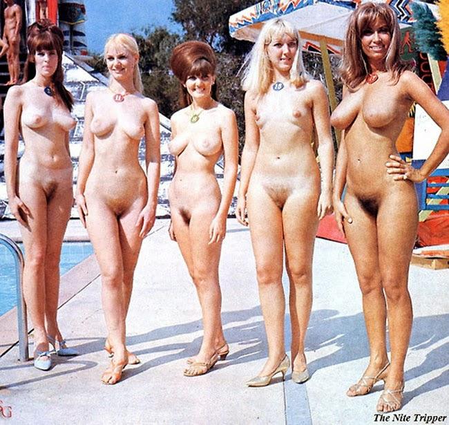Конкурсы красоты голые