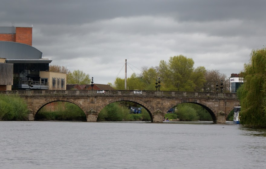 Welsh Bridge 10am Tuesday 21st May