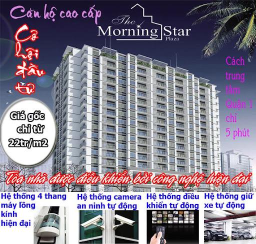 CĂN HỘ MORNING STAR QUẬN BÌNH THẠNH