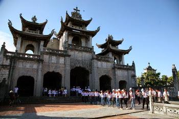 Xứ đoàn Phêrô Nguyễn Khắc Tự (giáo xứ Phát Diệm) mừng bổn mạng và sinh nhật 1 tuổi