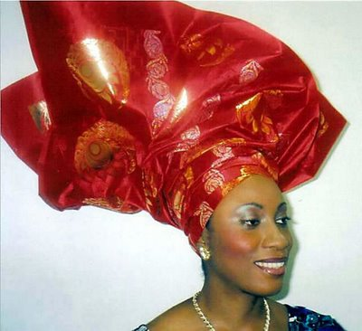 YORUBA WORD FOR AFRICAN HEADTIE!- LEARN TO DO THIS BLACK BEAUTY FEATURE! f0390e0cd7a