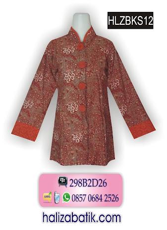 grosir batik pekalongan, Model Busana Batik, Baju Batik Terbaru, Baju Batik