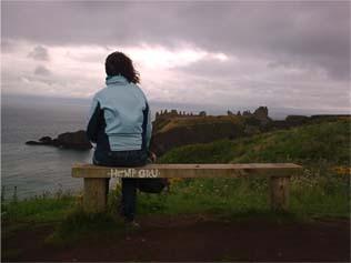 Con las zapatillas en la mano el castillo de dunnottar for Oficina de turismo de escocia