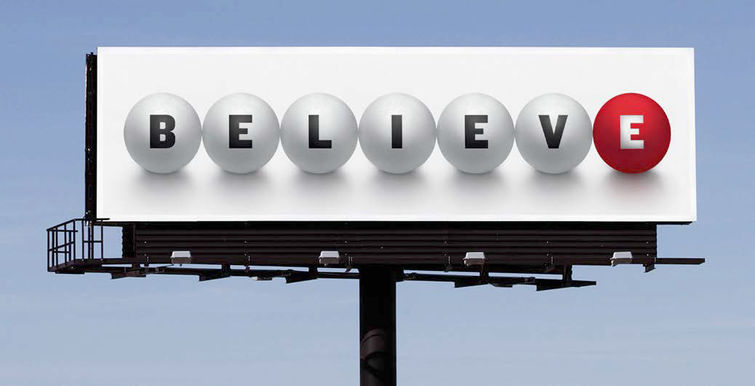"PowerBall Lottery — California Dreamin' ""Believe"" Ads"
