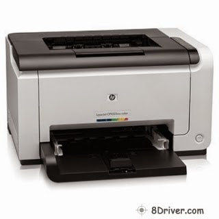 get driver HP LaserJet CP1022 Printer