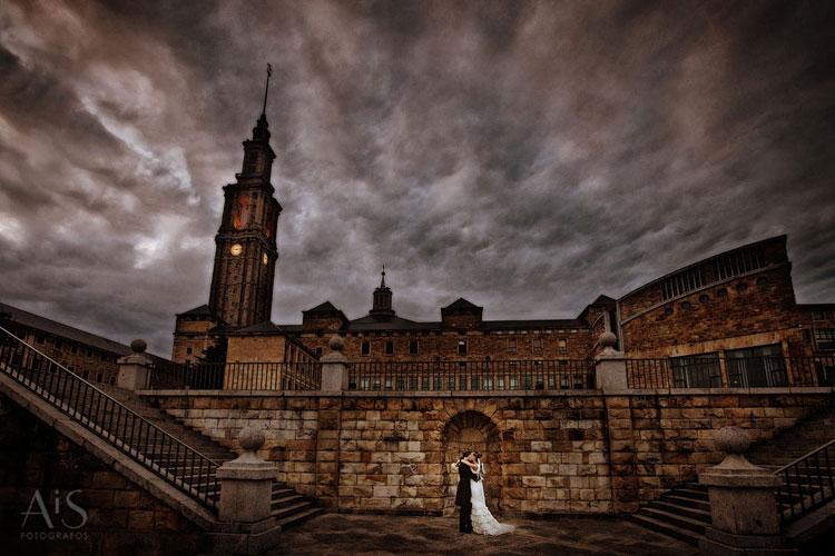 Boda en el real balneario de salinas ais fot grafos de bodas en asturias - Hotel salinas asturias ...