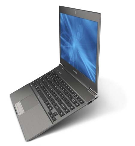 Toshiba Portege Z830 Review – Toshiba Ultrabook Review and Specs