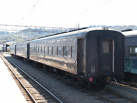 大井川鉄道 SL用客車