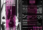 ベルリンから初来日のシンセウェイブバンド・HYENAZをむかえクィア・ダンスパーティ「SODOM vol.10」が10月3日に東京・新宿Neo Masqueradeで開催される