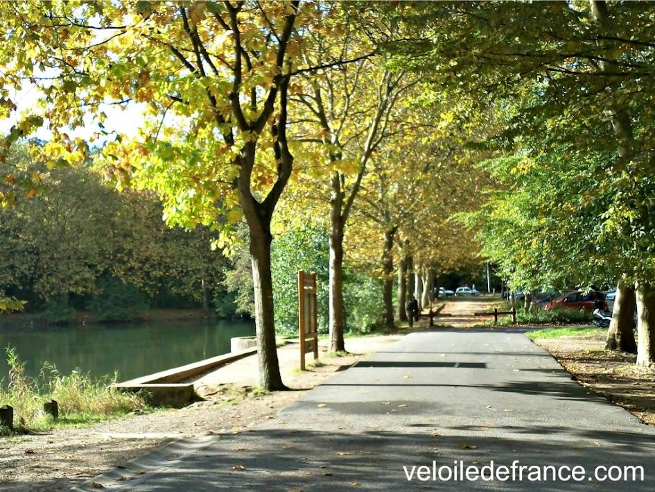 A vélo de Sceaux à Meudon : entre étangs et forêts