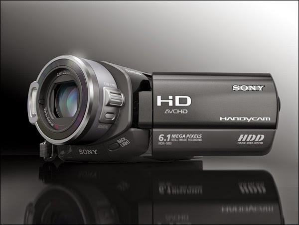 Записать видео с камеры