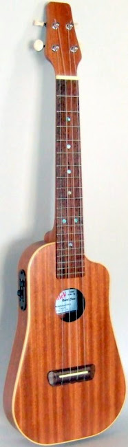 Richard Cross Shapelywood tenor at Lardy's Ukulele Database