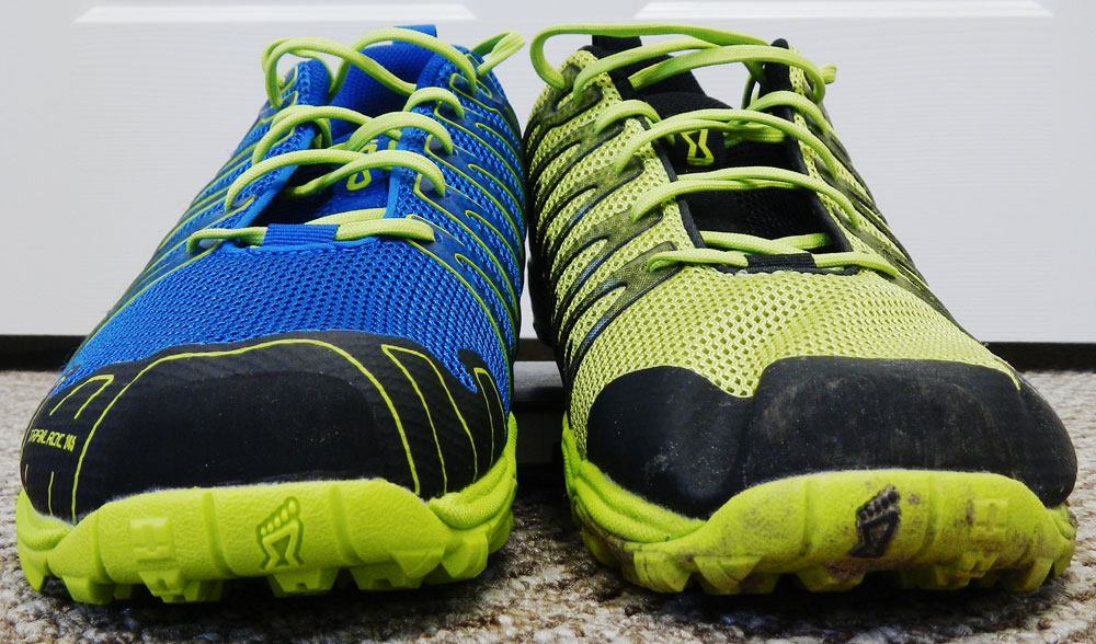 Inov-8 Trailroc 245 and 235