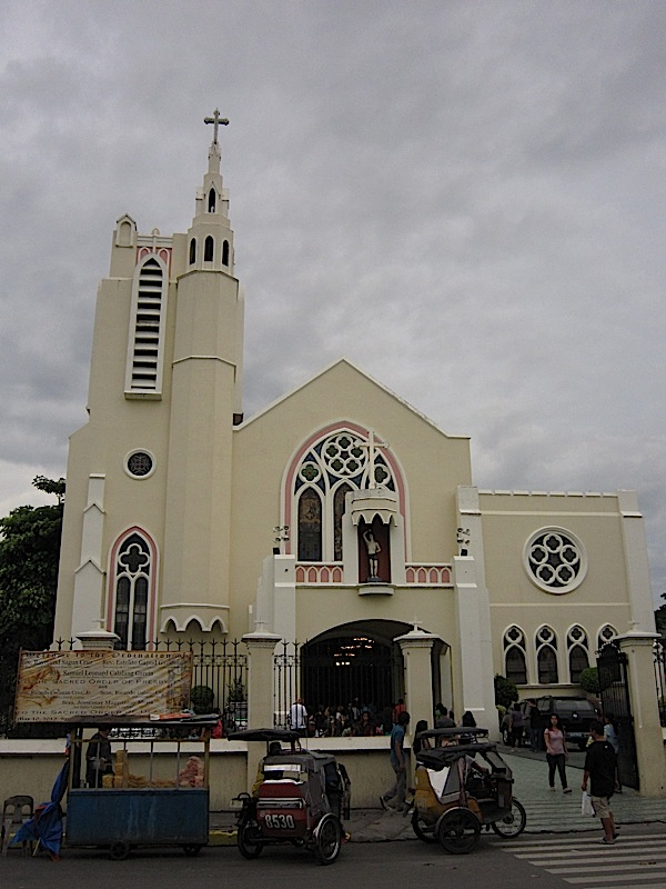 San Sebastian Cathedral in Tarlac City