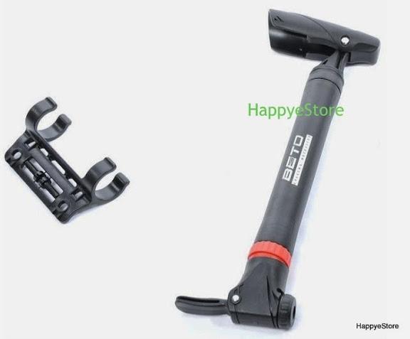 beto bike pump how to use