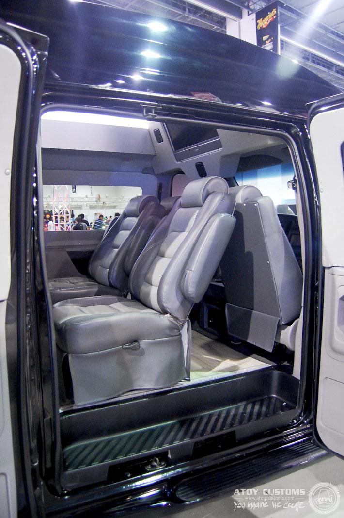 Jay Manalo Ford E150 Atoy Customs Custom Pinoy Rides pic4