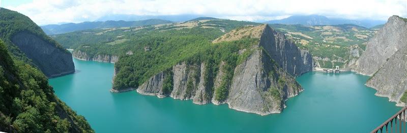 lago artificiale di Monteynard-Avignonet