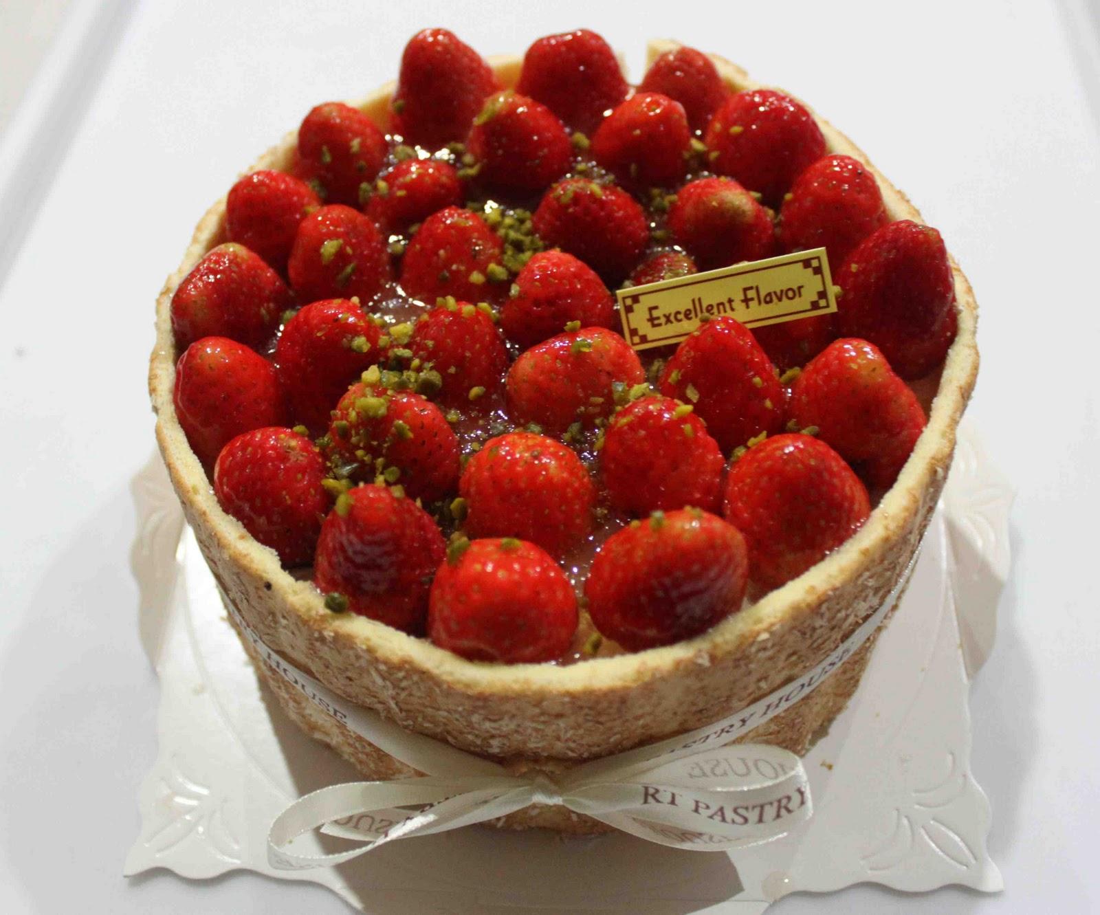 K H E N G Rt Pastry Cake