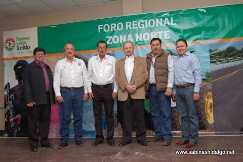 Sabinas sede de foro regional para la presentación de segundo informe de Rodrigo Medina