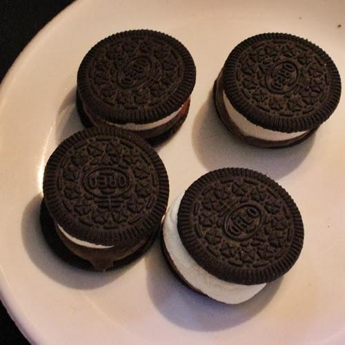 Oreo Smores Recipe | S'moreos