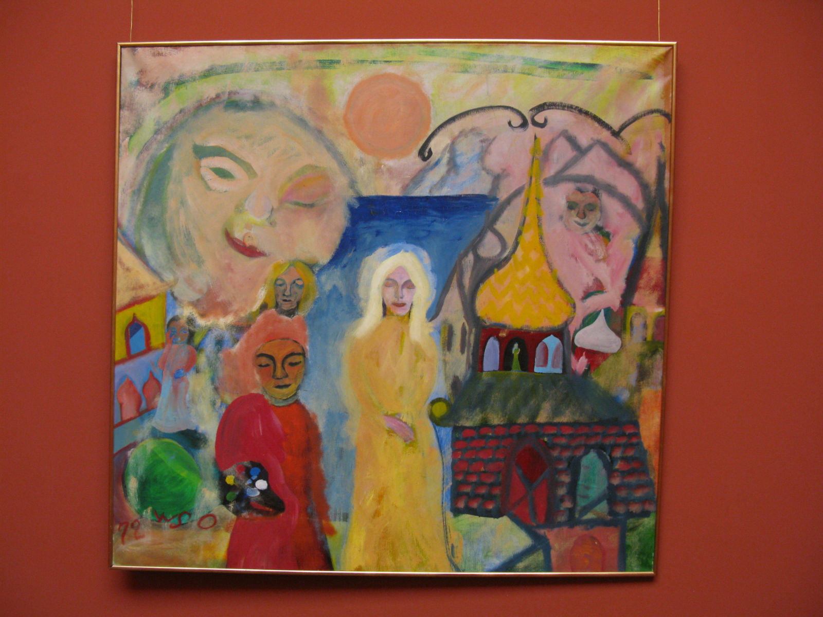 Øssur Johannesen - My Crucifixion