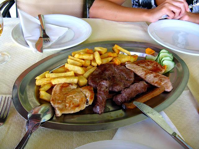 Путешествия: Черногория-2012 глазами новичка (Часть 8) — Черногорская кухня. Прокат авто