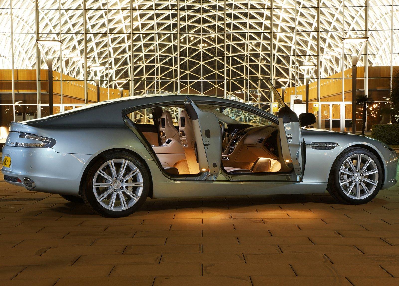 Auto Review Aston Martin Rapide