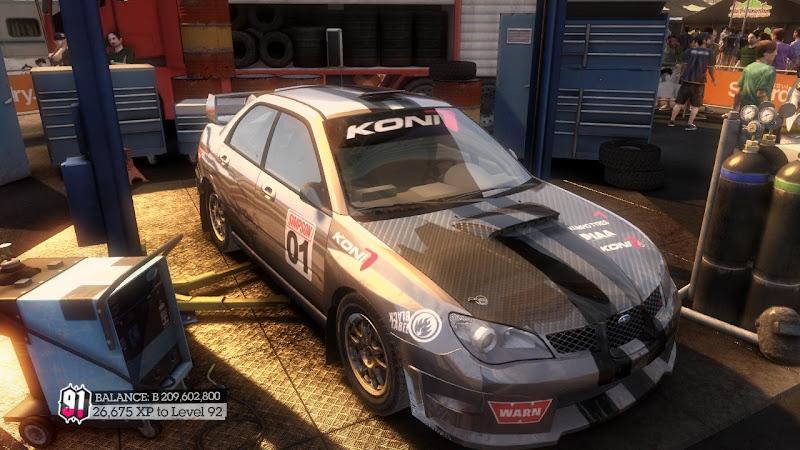 รายการรถกลุ่ม Rally ใน DiRT2 N12-08