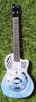 Ron Phillips Metal Guitars Resonator Tenor Ukulele