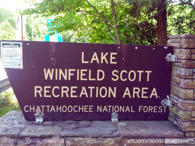 Озеро Уинфилда Скотта