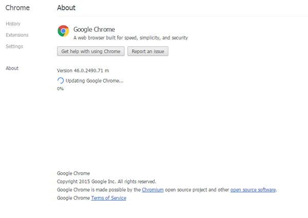 Google Chrome Terbaru
