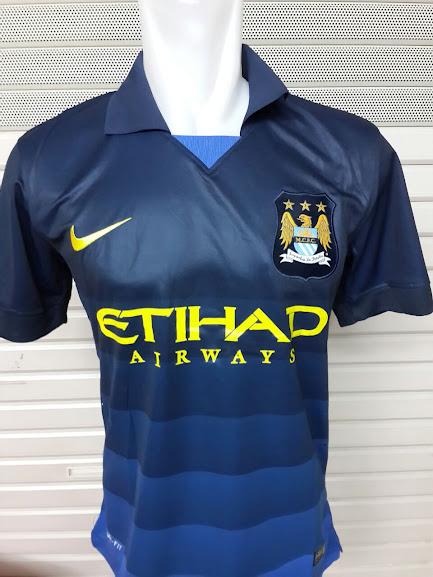 Jersey Manchester City Away 2014-2015