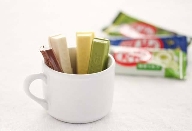 Kit Kats and other cool things from Japan