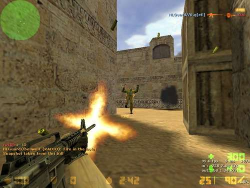 Half-Life: Counter Strike PC Hileleri