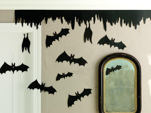 Bat silhouettes are one of the fun items in the giveaway. Click through the gallery for the rest.