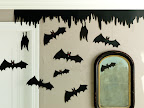 Bat silhouettes are one of the fun items in the giveaway. Click through the gallery for the rest....