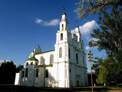 Жанры съемки - Архитектурная съемка. Софийский собор в Полоцке