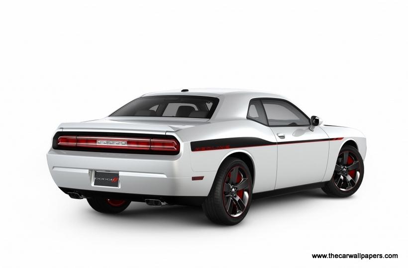 Dodge Challenger RT Redline 2013