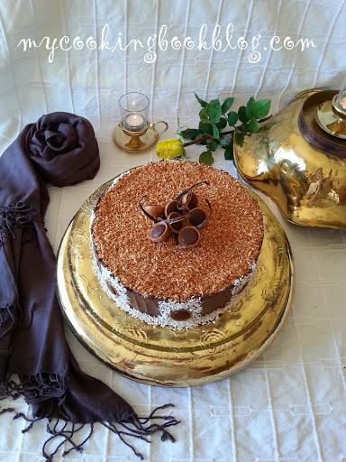 Торта Шоколадово Кокосова Нирвана