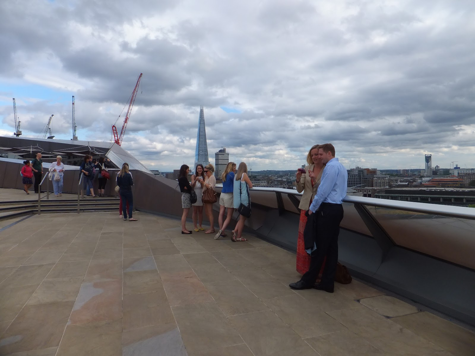 Roof Terrace, One New Change, Saint Paul, London, Londres, Elisa N, Blog de Viajes, Lifestyle, Travel