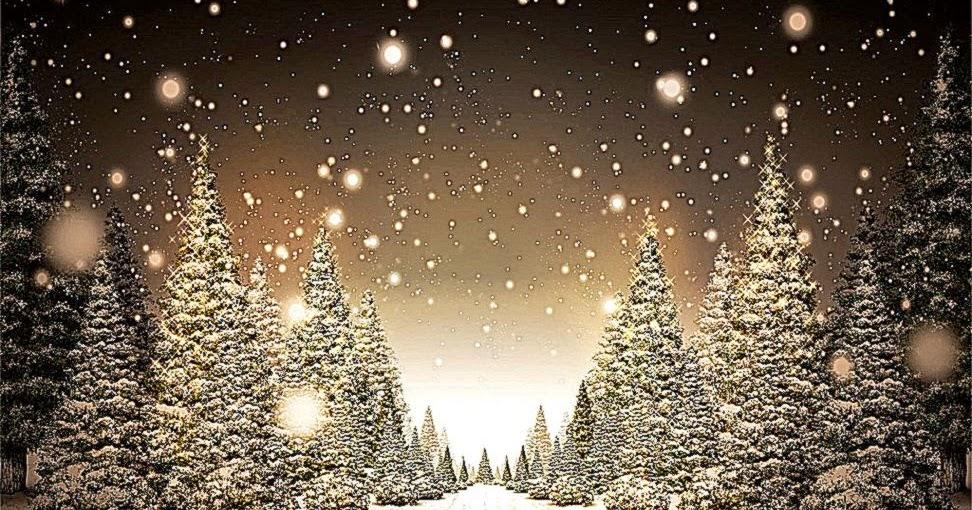 70 x 50cm Country House Snow Scene Lit Christmas Canvas, Indoor ...