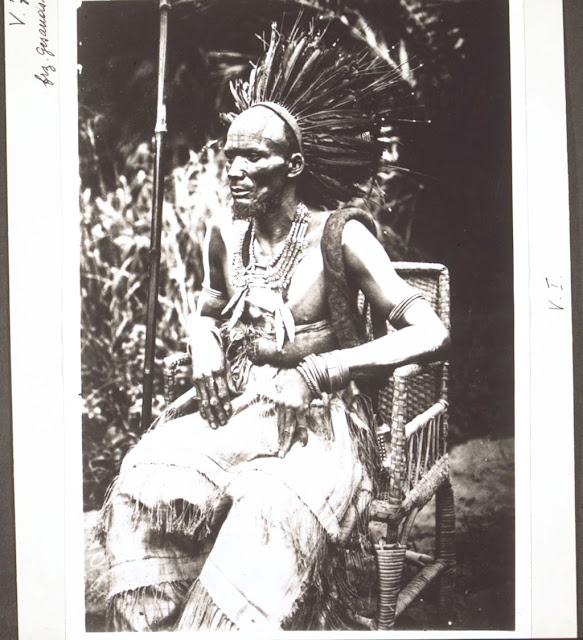 E 30 89 127 Teke (Bateke/Tio) People: Ancient Riverine Warriors, Cultural Dominant And Politically Powerful Ethnic Group In Central Africa