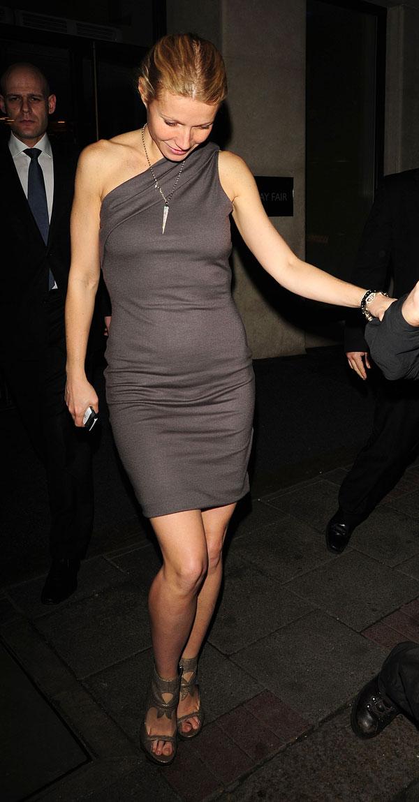 gwyneth paltrow yellow panties celebrity fashionista
