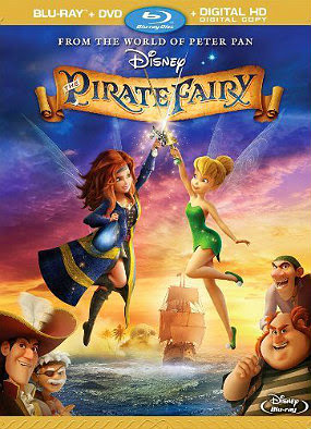 Filme Poster Tinker Bell: Fadas e Piratas BRRip XviD & RMVB Legendado